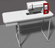 Elna 740 Excellence Sewing Table (Without Pockets)