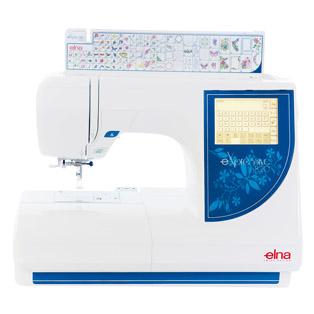 Elna 8300 Embroidery Machine  Buy Embroidery Machine