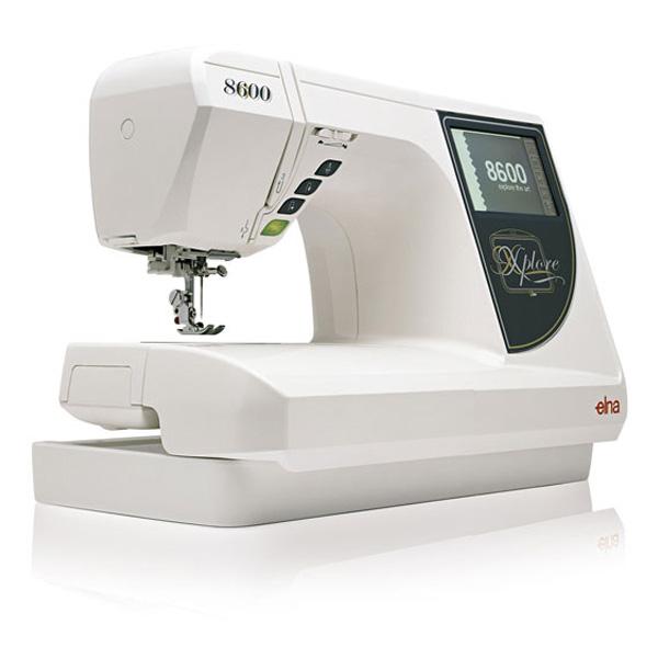 elna 9900 embroidery machine price