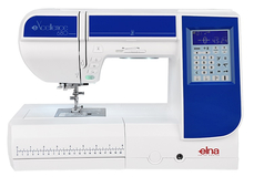 Elna eXcellence 680 Computerised Sewing Machine