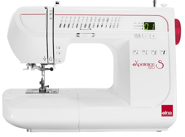 Elna Experience 520S Computerised Sewing Machine Sewing Machine