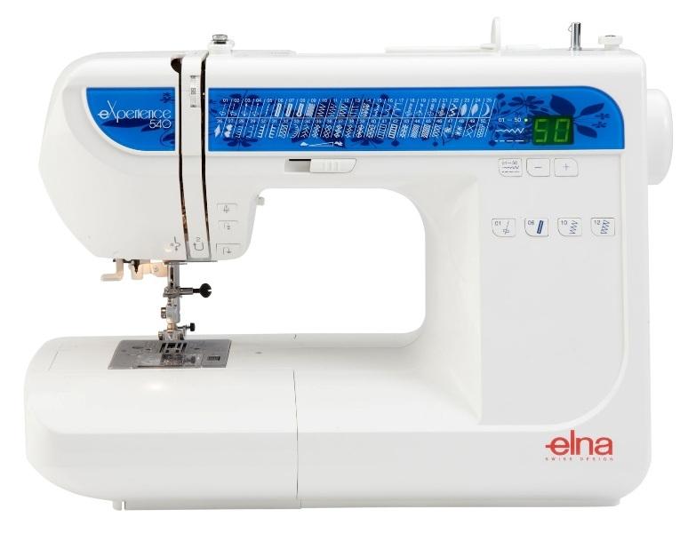 Elna Experience 540EX