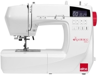 Elna Experience 550EX Computerised Sewing Machine + Included Table