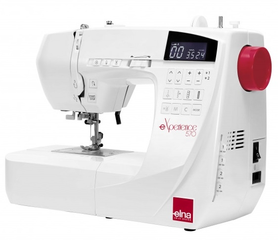Elna Experience 570EX Computerised Sewing Machine