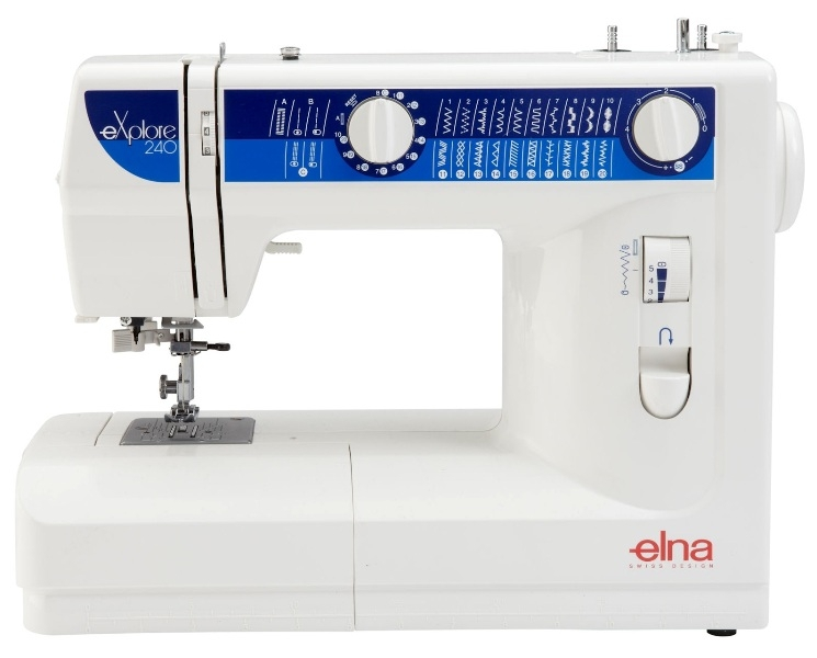 Elna Explore 240 Reconditioned Clearance