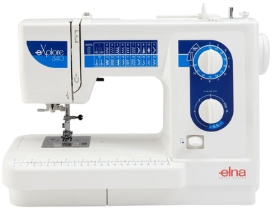 Elna Explore 340 Sewing Machine