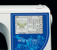 Elna Expressive 820EX Embroidery Machine 2