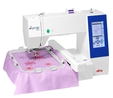 Elna Expressive 830EX Embroidery Machine 2
