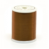 Janome Embroidery Thread Dark Brown