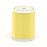 Janome Embroidery Thread Pale Yellow