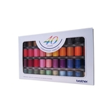 Embroidery Thread Set 40 Colours ETS40
