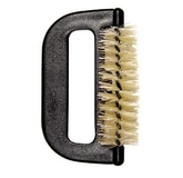 Fabric Comb with Mohair Bristles
