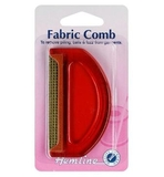 Fabric Comb with Plastic Teeth