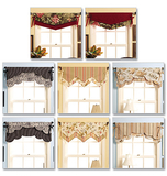 Fast & Easy Reversible Valances One Size