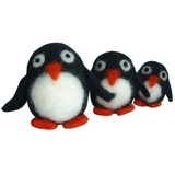 Felta Pets Trio of Penguins Felt Kit