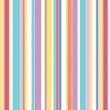 Fine Multi Stripes Sweet Things Fabric