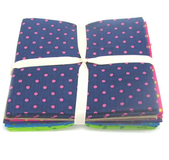 Funky Spots Fat Quarters, 6 Pack