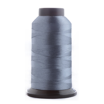 Gem Embroidery Thread 550 Metres Strong Grey Embroidery
