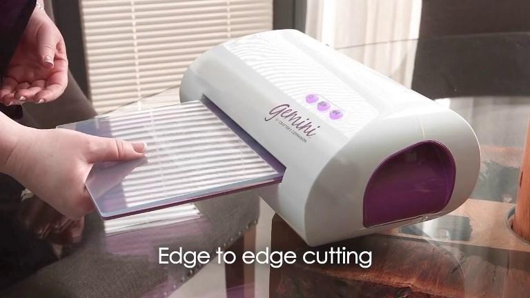 gemini cutting machine