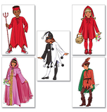 Girls and Boys Classic Character Costumes