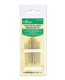 Gold Eye Milliners Needles Size 3-9