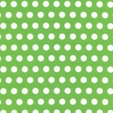 Green Tribeca Dot Fabric Fat Quarter