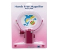 Hands Free Neck Magnifier with Light