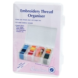 Embroidery Floss Thread Box Medium
