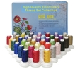 High Quality Embroidery Thread Set 40 Colours