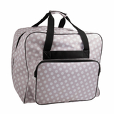 HobbyGift MR4650XL_008 | Overlocker Bag (XL) | Grey Spot