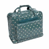 HobbyGift MRB.004 | Sewing Machine Bag: PVC: Blue Spot [clearance]