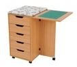 Horn Deluxe Rolla Station 908 Sewing Cabinet