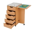Horn Deluxe Rolla Station 908 Sewing Cabinet 6