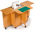 Horn Gemini 2011 Sewing Cabinet 4