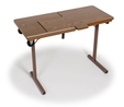 Horn Hideaway Folding Table 34 Sewing Cabinet 4