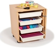 Horn Rolla Storage 906 Sewing Cabinet 3