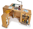 Horn Superior 2042 Sewing Cabinet