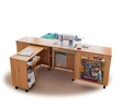 Horn Superior 2042 Sewing Cabinet 5