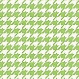 Houndtooth Green 1 Metre Fabric