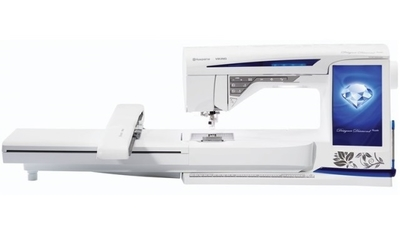 Husqvarna Viking Designer Diamond Royale Sewing Machine