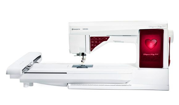 Husqvarna Viking Designer Ruby Deluxe Sewing Machine  Buy