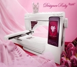 Husqvarna Viking Designer Ruby Royale Sewing Machine 10