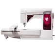 Husqvarna Viking Designer Ruby Royale Sewing Machine 3