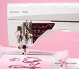 Husqvarna Viking Designer Ruby Royale Sewing Machine 7