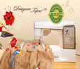 Husqvarna Viking Designer Topaz 30 Sewing Machine 3