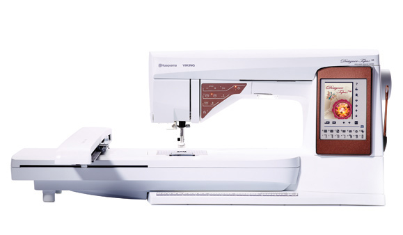 Husqvarna Viking Designer Topaz 40 Sewing Machine