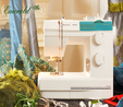 Husqvarna Viking Emerald 116 Sewing Machine 2