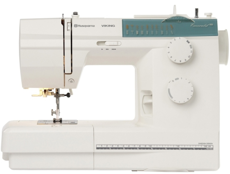 Husqvarna Viking Emerald 118 Sewing Machine Sewing Machine