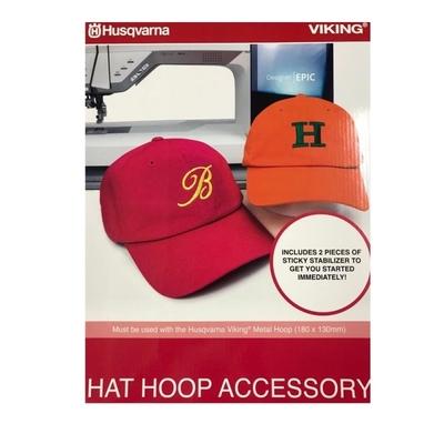 Husqvarna Viking Hat Hoop Accessory Husqvarna Viking Embroidery