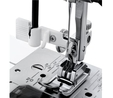 Husqvarna Viking Opal 670 & Huskylock S15 Overlocker Included for a £1 Sewing Machine 11